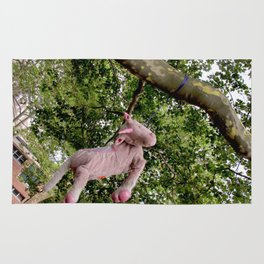 Disillusioned Unicorn Rug