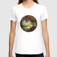 fairytale T-shirts featuring Fairytale Landscape by Klara Acel