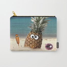 Life's A Beach. Carry-All Pouch