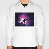 universe Hoodies featuring Universe by Lunzury