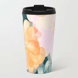 Flowers  -a021 Travel Mug