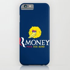 Romney VS Big Bird iPhone 6s Slim Case