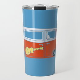The  Monkeemobile Van Travel Mug