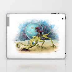 Space scout Laptop & iPad Skin