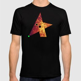 Wolf, Exploring Space T-shirt
