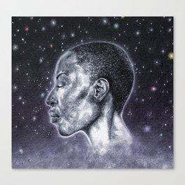 Sleep: Night by Chrissy Curtin Canvas Print