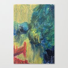 Abstract Landscape III Canvas Print