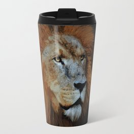 The Lion of Judah Travel Mug