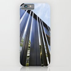Palm Trees and Chrome Slim Case iPhone 6s