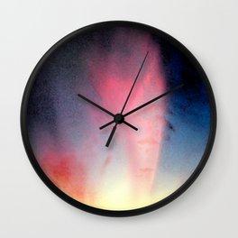 Cometa Rossa Wall Clock