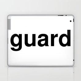 guard Laptop & iPad Skin