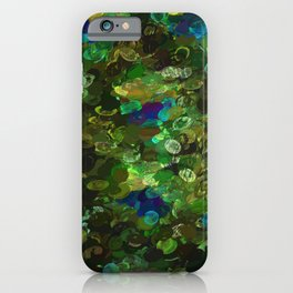 Peacock Gamma iPhone Case