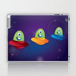 Baby Aliens Laptop & iPad Skin