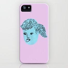 Super Tongue iPhone Case