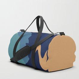 Mountains & River II Duffle Bag