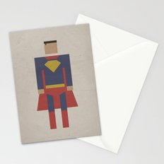 Man of Steel Retro Stationery Cards