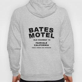 Psycho inspired Bates Motel logo Hoody