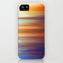 Pixel Sorting 44 iPhone Case