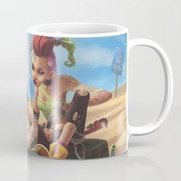 Mad Chick Coffee Mug