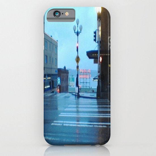 Seattle. iPhone & iPod Case