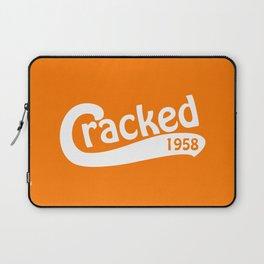 Cracked Retro Laptop Sleeve