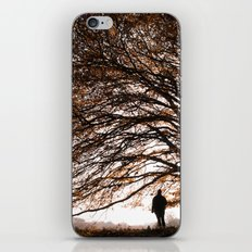 Under the safe arms of the tree iPhone & iPod Skin