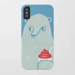 Polar Beverage iPhone Case