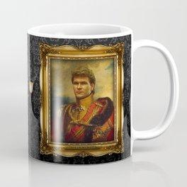 Patrick Swayze - replaceface Coffee Mug