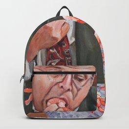 Jerk Store - George Costanza Eats Shrimp Backpack