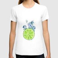 lemon T-shirts featuring Lemon by jausrine