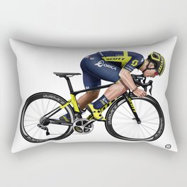Caleb Ewan Rectangular Pillow
