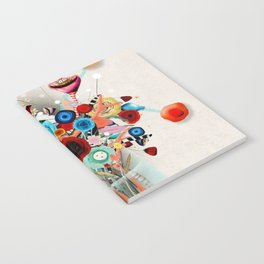 Rupydetequila Vase with flowers - Still Life Floral 2018 Notebook