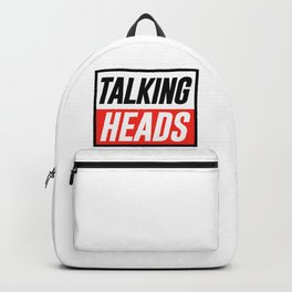 TALKING HEADS Backpack