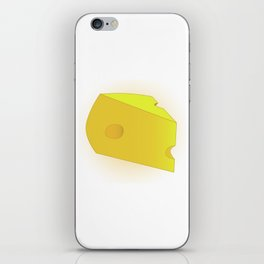 Cheese iPhone Skin