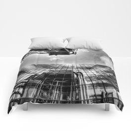 Lloyds of London and Willis Group Buildings Comforters