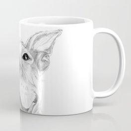 Whaddup :: A Pit Bull Smile Coffee Mug
