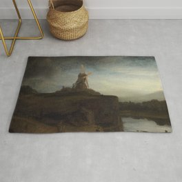 Rembrandt - The Mill Rug