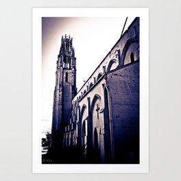 Church Series Art Print