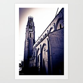 Church Series Art Print