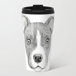 Staffordshire Terrier Dog Travel Mug