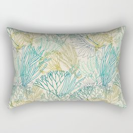 Flowing sea 2 Rectangular Pillow