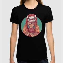 Imperial Guardian Lady T-shirt