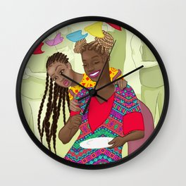 The Cookout Wall Clock