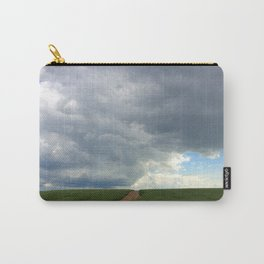 Supercell Thunderstorm, Montana 2013 (color) Carry-All Pouch