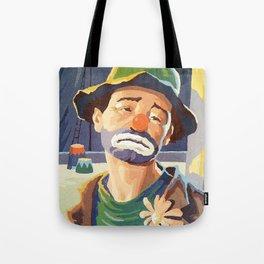 (Very) Sad Clown Tote Bag