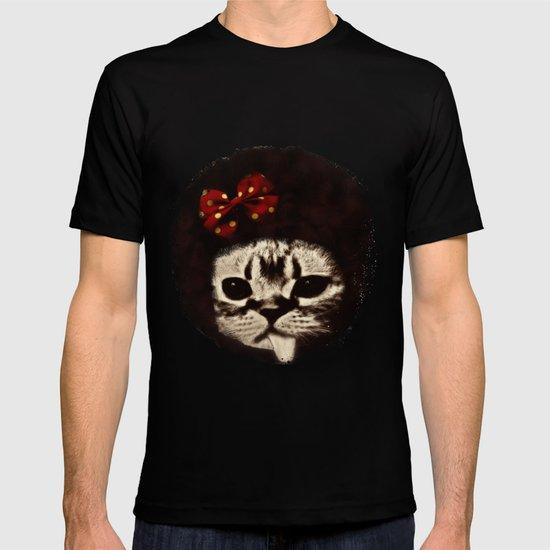 Cat (Pack-a-cat) T-shirt