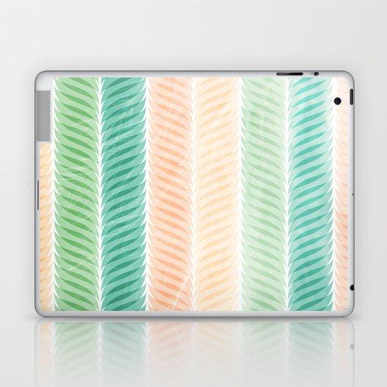 Feather Pattern Laptop & iPad Skin