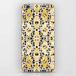 Boho leopard iPhone Skin
