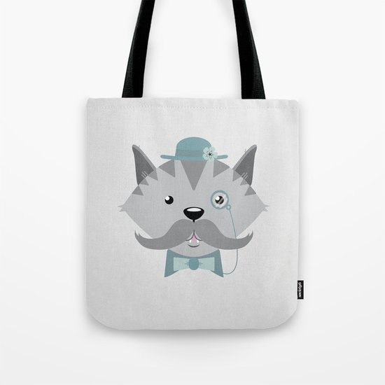Mr. Pipsey Tote Bag