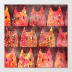cat-984 Canvas Print